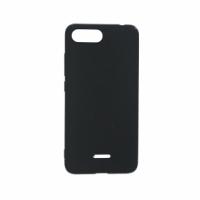 Силиконовый чехол для Xiaomi Redmi 6A Black