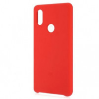 Silicone Case Защитный чехол для Xiaomi Mi 8 Lite Red