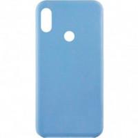 Silicone Case Защитный чехол для Xiaomi Mi 8 Lite Blue