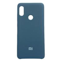 Чехол для Xiaomi Original Xiaomi Redmi 6 Pro/Mi A2 Lite Cover Dark Blue