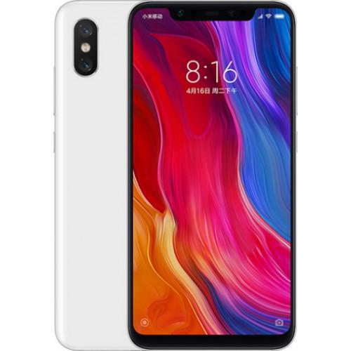 Xiaomi Mi8 6GB + 128GB (White)