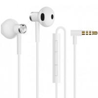 Стерео-наушники Xiaomi Mi Dual-Unit Semi-in-Ear (ZBW4406TY) - White