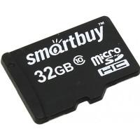 Карта Памяти Smartbuy Microsdhc Class 10 32gb + Sd Adapter