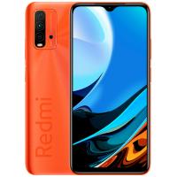 Смартфон Xiaomi Redmi 9T 4/128GB NFC RU, оранжевый рассвет