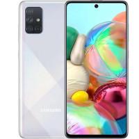 Смартфон Samsung Galaxy A71 6/128 GB белый